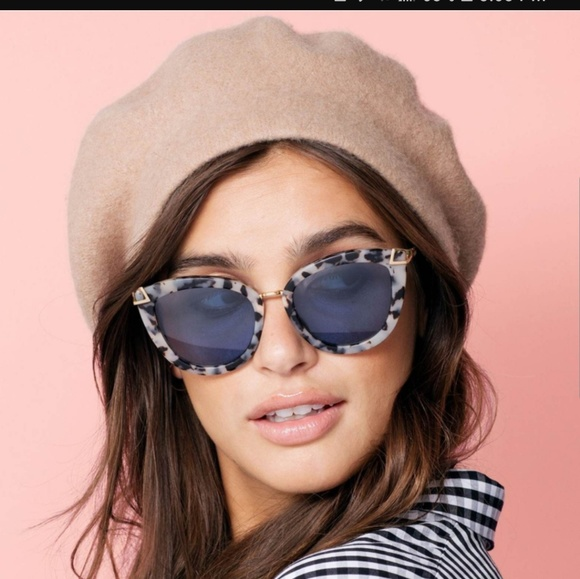 a16d4c5ea5d47 Sonix Melrose cat eye sunglasses